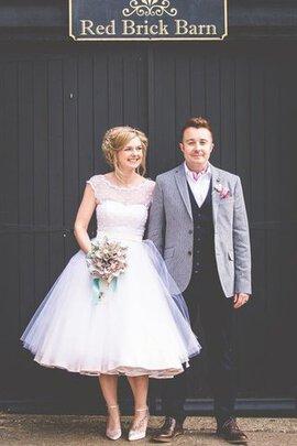 Vestiti corti sposa