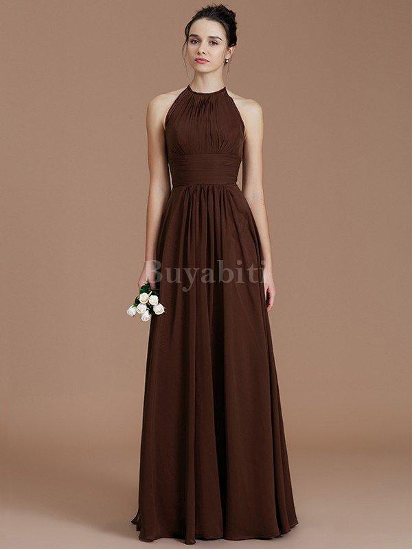 more photos 94c2d 7f82e maxi vestito senza spalline nero la tua damigella d'onore ...