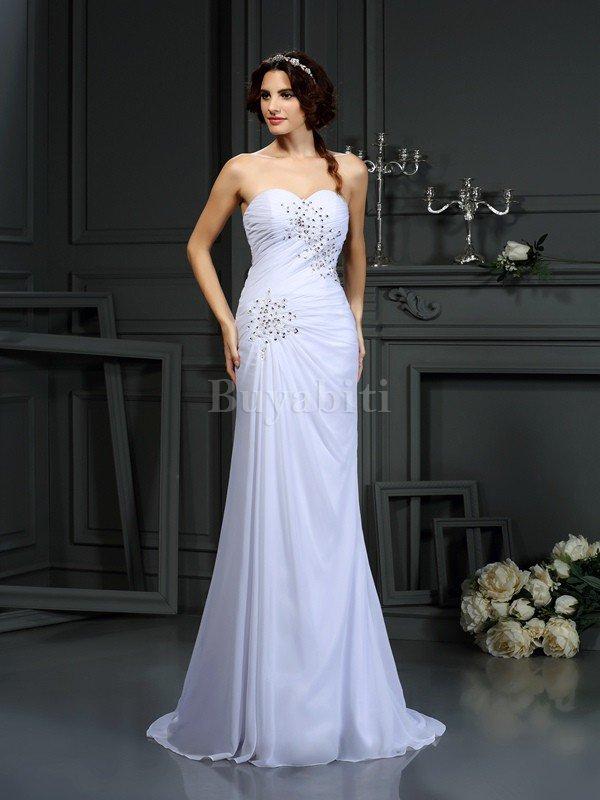 e4b090a558a9 Fai i tuoi desideri nel Paese delle Meraviglie e seleziona le possibilità di  abiti da sposa fiabeschi.